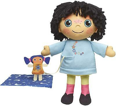 Moon And Me Goodnight Pepi Nana Plush With Sounds Blanket Accessory NEW
