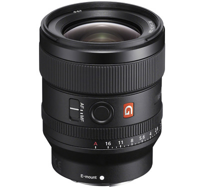 New Sony FE 24mm F1.4 GM Lens - SEL24F14GM