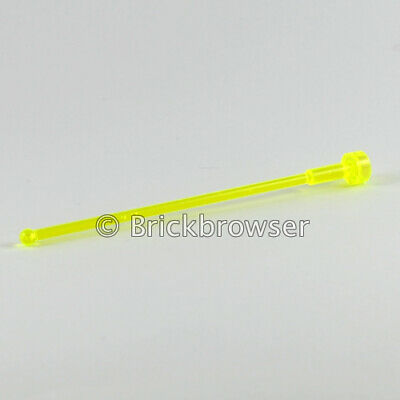 NEW LEGO Part Number 21588 in Trans Fluor Green