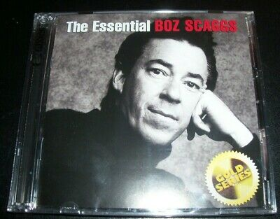 BOZ SCAGGS The Essential (Gold Series) (Australia) Very Best Of 2 CD – New
