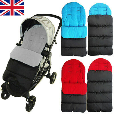 Universal Baby Toddler Footmuff Cosy Toes Apron Liner Buggy Pram Stroller Warm