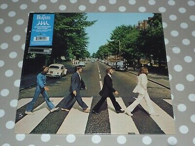 Beatles Abbey Road 50Th Anniversary Edition Vinyl Album Lp Record 33 Sealed New