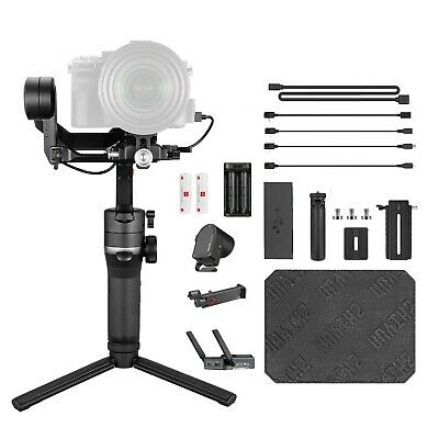 ZHIYUN WEEBILL S Gimbal 3-Axis Handheld Stabilizer For Mirrorless Cameras