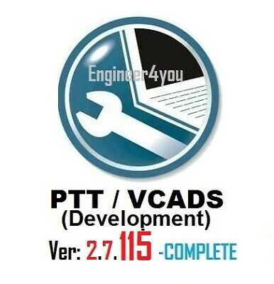 VOLVO PTT / VCADS Premium Tech Tool 2.7.25/R1 (Development) For Volvo With 2019