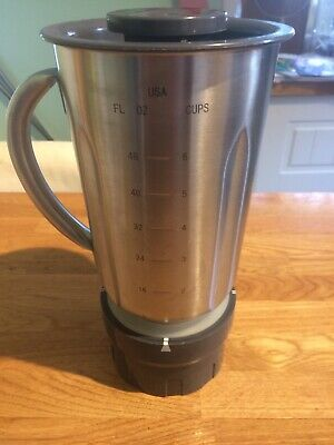 KENWOOD CHEF- A996a (Stainless Steel Liquidiser (901 & KM). Excellent Condition
