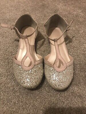 girls party shoes size 11 - Monsoon