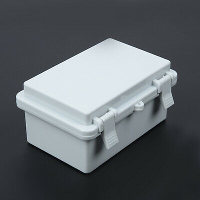 IP65 Waterproof Electronic ABS Plastic Junction Project Box Enclosure 100mm By