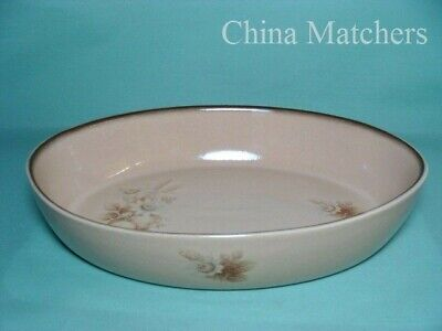 """Denby Memories 11 1/4"""" Oval Serving Dish In Excellent Condition"""