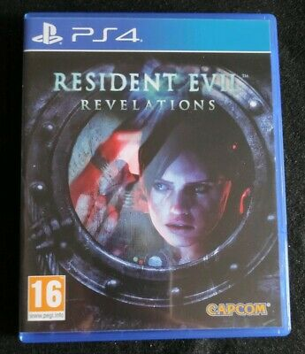 PS4 RESIDENT EVIL REVELATIONS come nuovo PlayStation 4 giochi ITA 🇮🇹