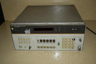 Hp 8901A Modulation Analyzer (Po2)