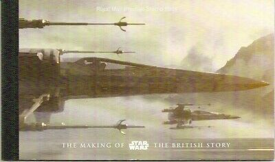 Stamps GB QEII DY15, 2015 Making of Star Wars see scan & full description below