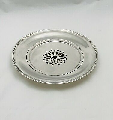 Antique Tiffany & Co.  Sterling Silver  Butter Dish # 17315