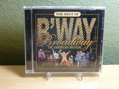 The Best of Broadway: The American Musical by Various Artists New CD Decca