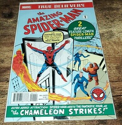 Marvel True Believers The Amazing Spider-Man #1 First Printing Marvel Comics