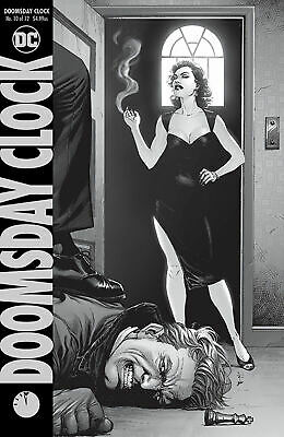 DOOMSDAY CLOCK (2017) #10 (of 12) - Cover A - New Bagged  (S)