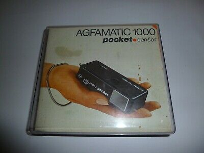 Agfamatic 1000 Pocket Sensor