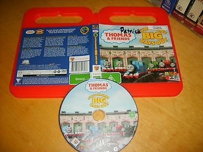 Thomas & Friends : Little Engines BIG Day Out + 6 Stories - ABC 4 Kids DVD Reg 4