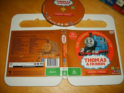 THOMAS & FRIENDS:SERIES THREE-26 EPISODES - 2006 ABC for Kids Dvd Issue Region 4