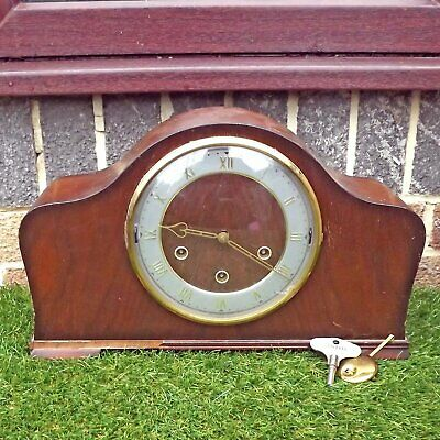 Smiths Dual Chime St Martin Acoustic Clock Westminster / Whittington For Repair