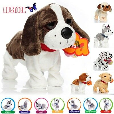 Interactive Remote Control Pet Robot Dog Puppy Educational Toy Gift For Kids