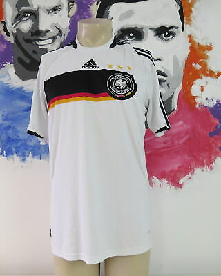 Vintage Germany 2008 2009 home Shirt Adidas soccer jersey size M EURO2008