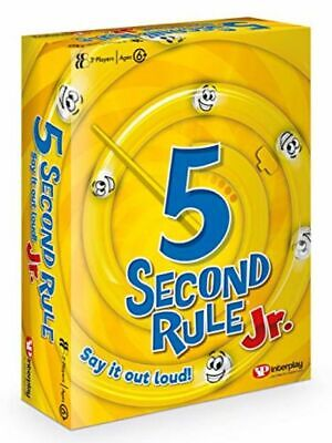 5 Second Rule Junior, Card Game GF002