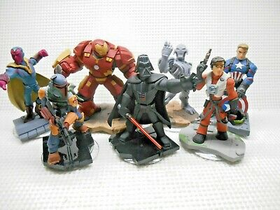 Disney Infinity 3.0 Figures Complete Your Set Choose w Free Shipping $6 Minimum