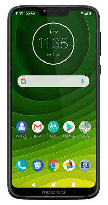 Motorola Moto G7 Power (Supra) XT1955 (Cricket Wireless) Android Smartphone -NEW
