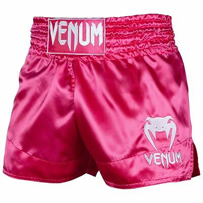 HOT PINK DUO /'LOVE BOXING/' KICKBOXING THAI FIGHTER SHORTS