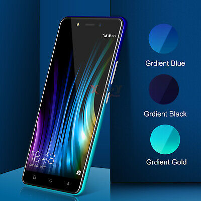 Cheap 4G LTE 16GB Android Mobile Phone Dual SIM Unlocked Smartphone 5.5 in XGODY