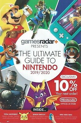 132-Page Ultimate Guide To Nintendo 2019/2020 + 10% Off Voucher