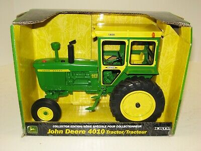 1/16 JOHN DEERE 4640 40th ANN. COLLECTOR EDITION NIB free shipping