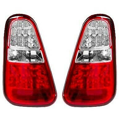 Mini Cooper R53 (04-06) LED Tail Lights with Reverse Lamp (Pair) -