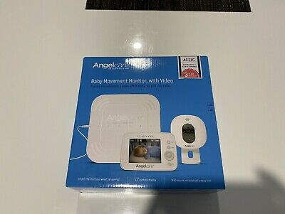 Angelcare Baby Monitor With Sensor Pad - AC215