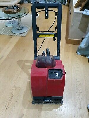 Floor Cleaner Scrubber Dryer Cleanerfix RA 320 electric 2 new brushes