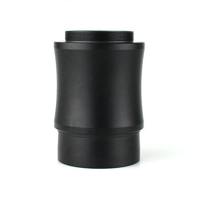 "2"" Telescope Eyepiece Extension Tube for 2-inch to T mount M42x0.75 Black newest"