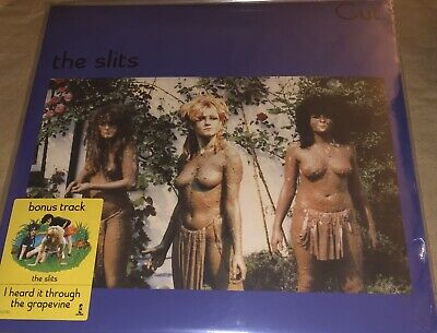 The Slits - CUT  Purple Vinyl LP Edition New Sealed Rough Trade Exclusive