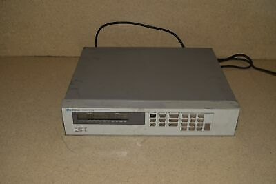 Hewlett Packard 6634A System Dc Power Supply