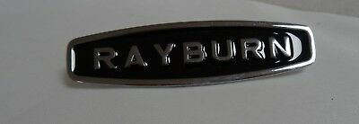 RAYBURN SPARES Rayburn Enamel Name Badge From 2001  R4912