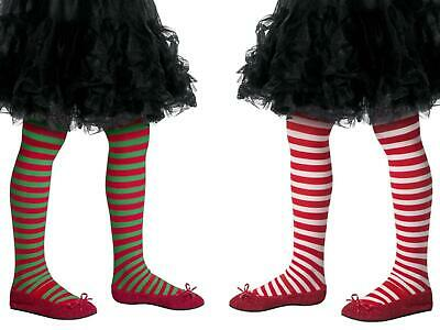 Childs Striped Tights