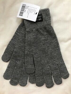 Urban Outfitters Tech Gloves Bundle - 10 x Pairs. Grey