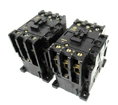 Used General Electric Cr4Ch-11 Contactor Cr4Ch11 Cr4Ch