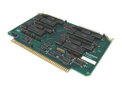 Used Micro Industries 9700146-0001D Pc Board 97001460001D