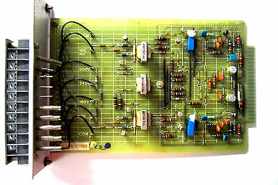 Used Reliance Electric 0-51831-3 Pc Board 0518313