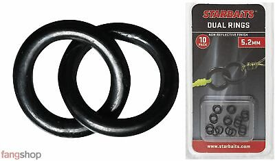 Stopper Rig Ring D-Rig Pufferscheibe MIKA Products Bait Disks 100 Stk