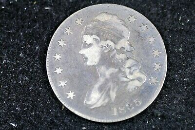 Estate Find 1835 - Capped Bust Half Dollar!!  #H19584