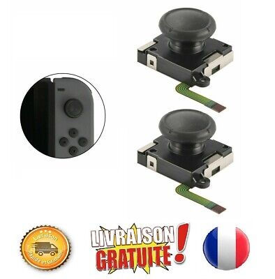 Analogiques Joysticks Bouton Modules 3D remplacement Joy-Con Nintendo Switch