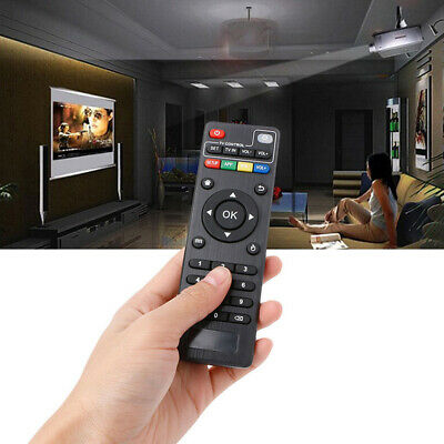 IR Remote Control Replacement For Android TV Box MXQ-4K MXQ PRO H96 p O~*VBUK