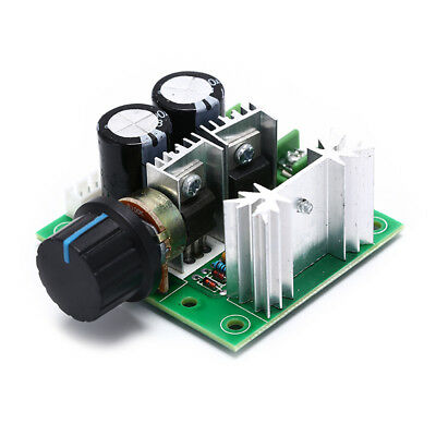 1x DC12V-40V 10A Pulse Width Modulator PWM Motor Speed Control Switch`Control VB