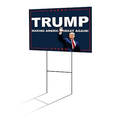 President Donald Trump Keep America Great! 2020 Political Campaign Yard Signs 4